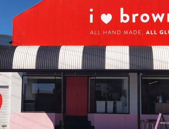 I Heart Brownies Bakery & Cafe