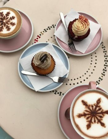Treat Your Date to Peggy Porschen Cakes