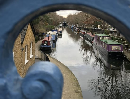 Explore Little Venice hand-in-hand