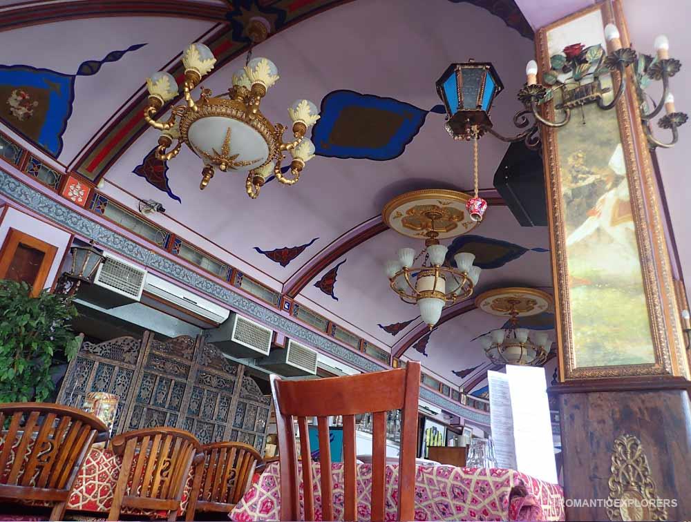 Romantic Restaurant Sultans in Brisbane