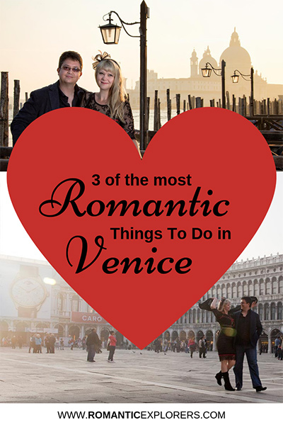 3 of the most romantic things to do in Venice