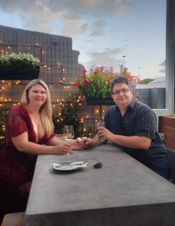 Romantic Elixir Rooftop Bar