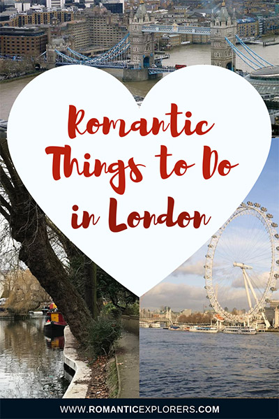 Romantic Things to Do in London