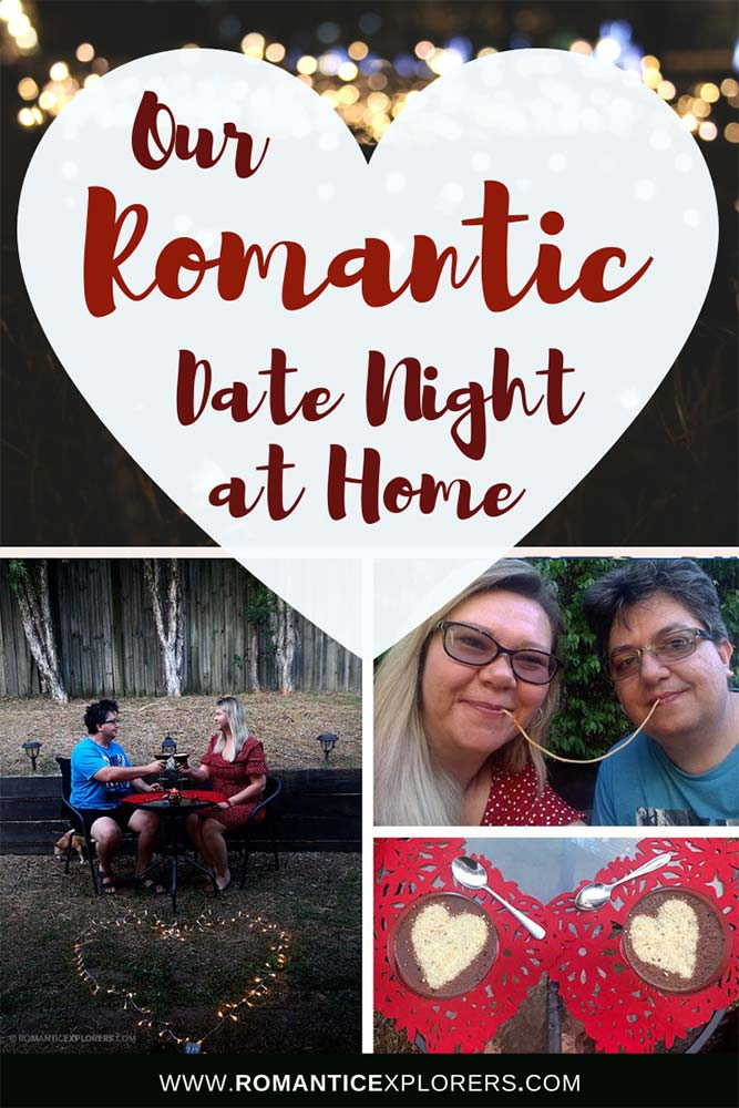 Romantic Date Night at Home Inspiration