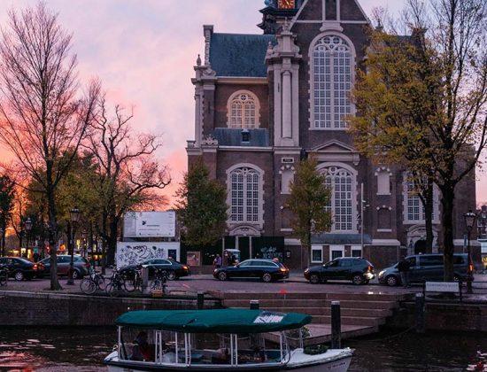 Most Romantic Boat Tour in Amsterdam