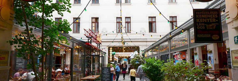 Explore Gozsdu Udvar with Your Date