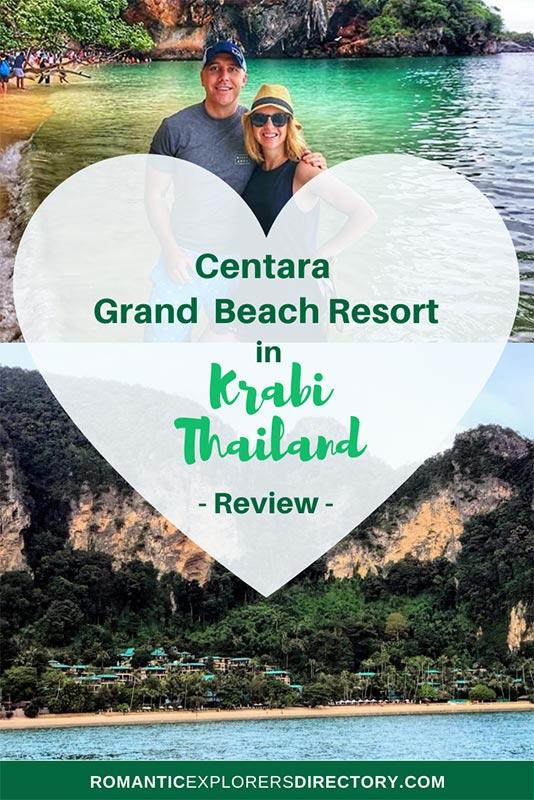 Centara Grand Beach Resort in Krabi Review