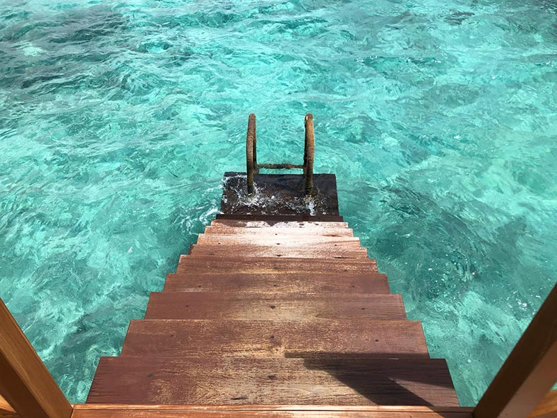 Maldives Overwater Bungalow Experience