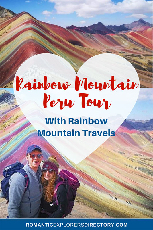 Rainbow Mountain Peru Tour with Rainbow Mountain Travels