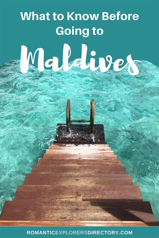 What to know before going to Maldives