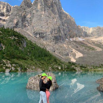 Hike to the Dazzling Lake Sorapis / Lago di Sorapis