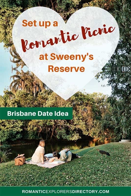 Sweeny's Reserve is one of the best picnic spots North Brisbane visitors can enjoy