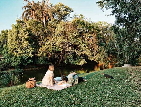 Set up a Romantic Picnic at Sweeny's Reserve