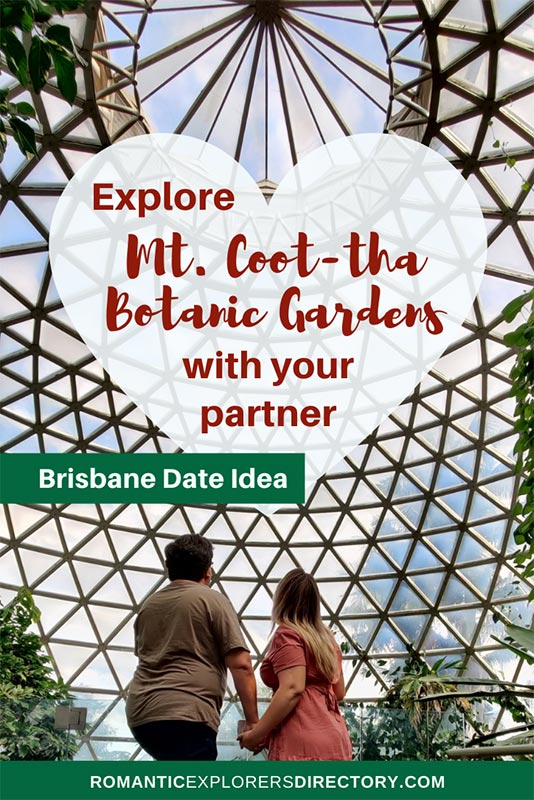 Explore Mt Coot tha Botanic Gardens if you are looking for free Brisbane Date ideas