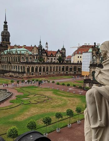 Fall in love again at Zwinger Palace