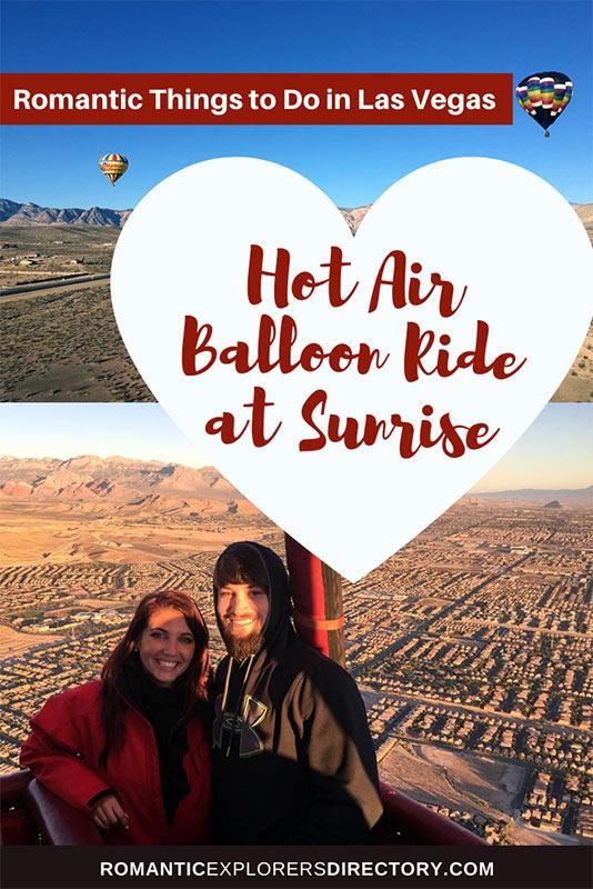 Hot Air Balloon Las Vegas with Vegas Balloon Rides
