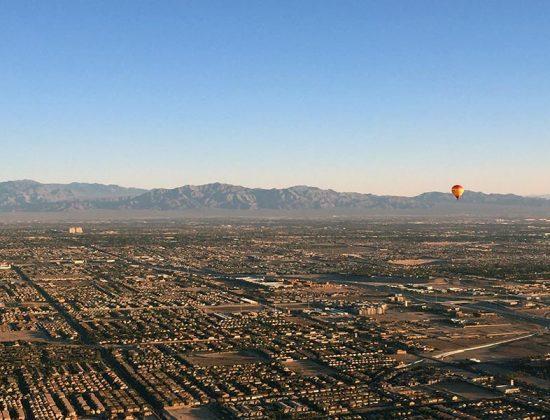 Hot Air Balloon Las Vegas