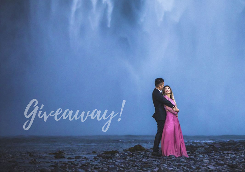 Romantic Explorers Giveaway