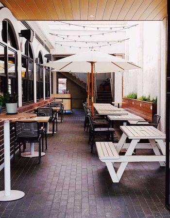 Escape to TETTO Rooftop Bar