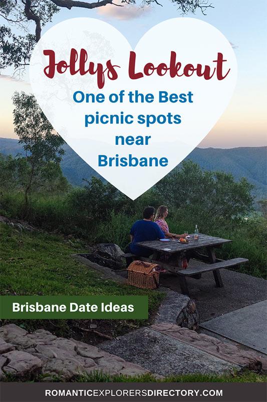 Jollys Lookout - one of the best picnic spots near Brisbane