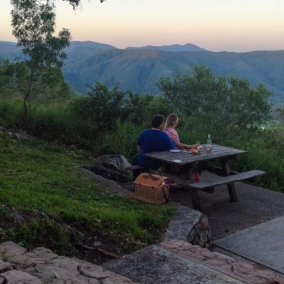 Jollys Lookout, one of the Best picnic spots near Brisbane