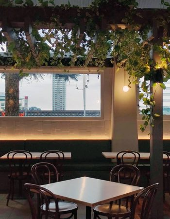 Romantic Dinner at The Garden Room Cafe