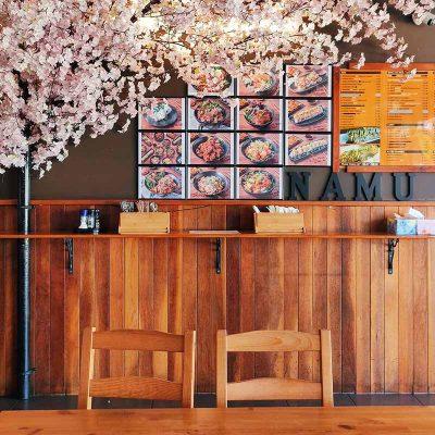 Get a Taste of Japan at NAMU House Japanese Restaurant