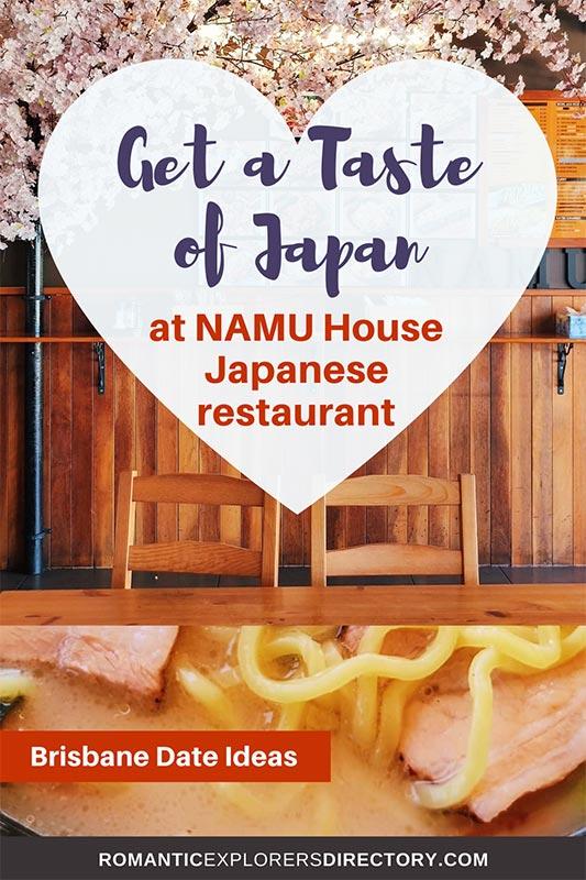 NAMU Japanese Restaurant