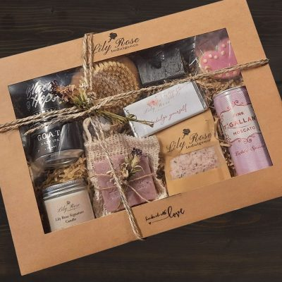 Create A Romantic Bath Date with Lily Rose Indulgence