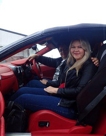 Rent a Ferrari to Treat Your Partner
