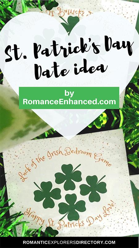 Saint Patricks Day Date idea