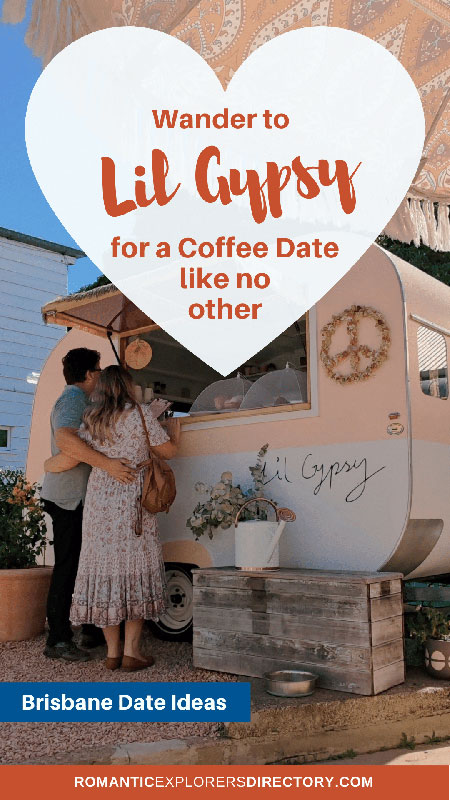 Visit Lil Gypsy Coffee van in Paddington