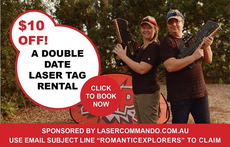 Double Date Idea Brisbane couples can enjoy