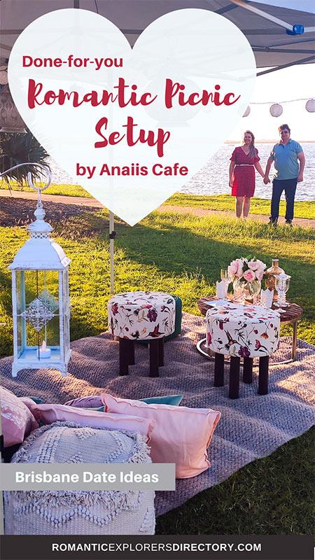 Romantic Picnic Setup by Anaiis Cafe