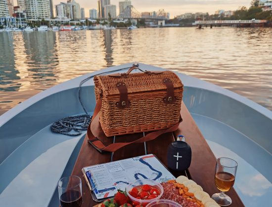 Hire a Brisbane GoBoat and Explore the River