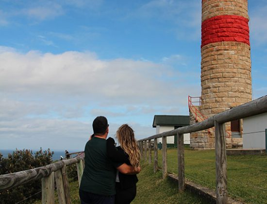 Admire incredible views at Cape Moreton Lighthouse