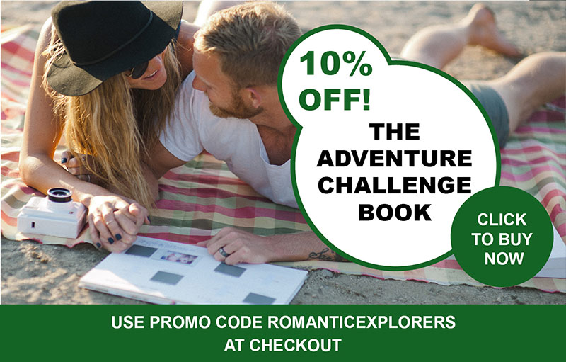 Promo Code for The Adventure Challenge Book
