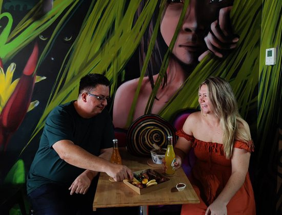 Feast on Colombian Cuisine at Sabores CBD