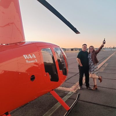 Helicopter Sunset Tour with Bekaa Air