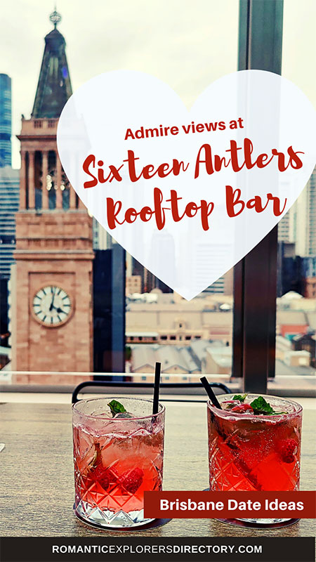Sixteen Antlers Brisbane Rooftop Bar