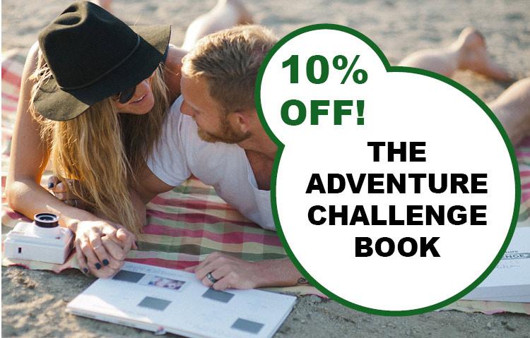 The Adventure Challenge Discount Romantic Explorers have access to.