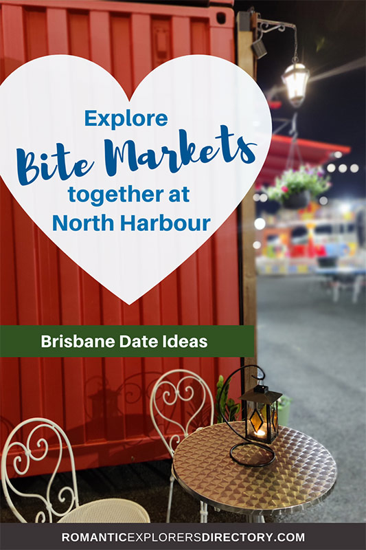 Explore Bite Markets together at North Harbour